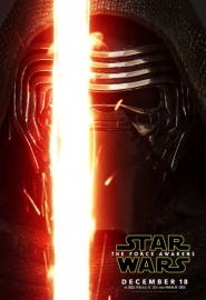 Poster Star Wars - The Force Awakens - Kylo Ren