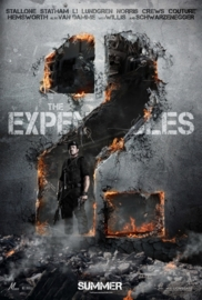 Poster The Expendebles II