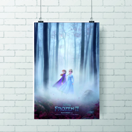 Poster Walt Disney - Frozen 2 - Bos