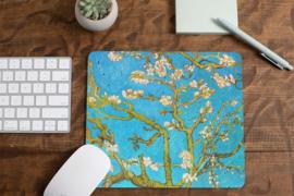 Muismat amandelbloesem Van Gogh 18x22