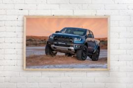 Poster Ford Raptor