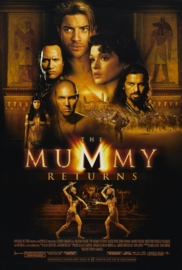 Poster , The mummy returns