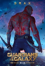 Poster , Guardians of the Galaxy