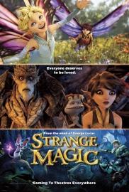 Poster Strange magic