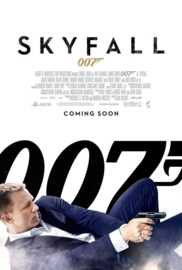 Poster James Bond SkyFall