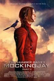 The Hunger Games Mockingjay part 2 filmposter