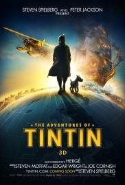 Poster Kuifje - TinTin
