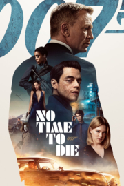 Poster  -  James Bond - No time to Die
