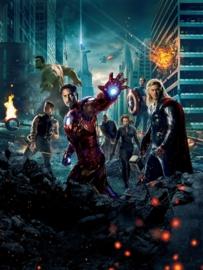 Poster Marvel - The Avengers