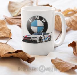 Mok  BMW met logo