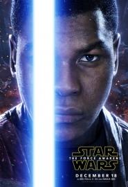 Poster Star Wars - The Force Awakens - Finn
