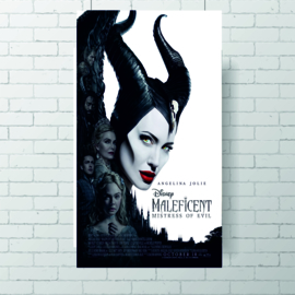 Poster Maleficent, filmposter Angelina Jolie