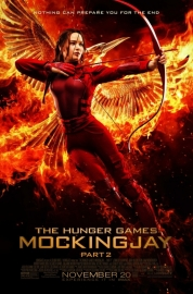 Poster The Hunger Games - Mockingjay part II - Arrow