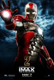 Poster Marvel - Iron man 2