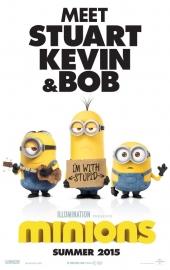 Poster Minions - I'm stupid