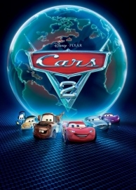 Poster Cars 2 one sheet