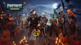 Poster Fortnite Couchemars - Gameposter