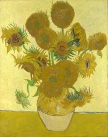 Poster Vincent van Gogh - Zonnebloemen