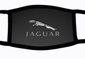 Sublimatie mondkapje met Jaguar print, in 3 maten