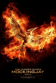 The hunger games mockingjay part 2 vuur
