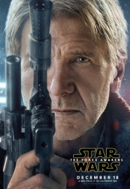 Poster, Star Wars The Force Awakens Han Solo