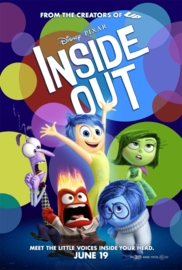 Poster Disney Inside Out