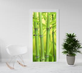 Deurposter - Bamboe
