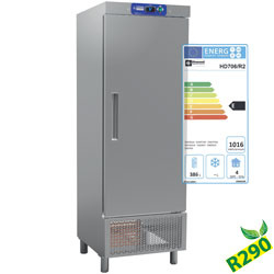 HE706/R2 - Vrieskast, geventileerd, 1 deur (550 liter)