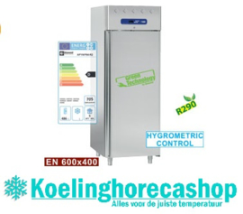 AP1N/F64-R2 - Geventileerd koelkast, 20x EN 600x400 DIAMOND