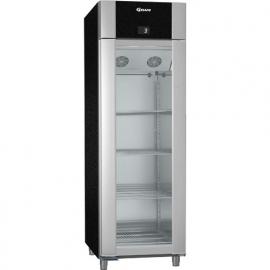960730371 - Gram ECO PLUS glasdeur koelkast - 2/1 GN - ECO PLUS KG 70 BCG L2 4N - enkeldeurs - zwart