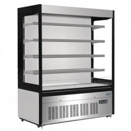 GH269 - Polar RVS multideck displaykast 1,5m