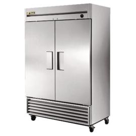 CC228 - True 2-deurs koeling RVS 1388ltr T-49
