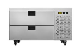 437060022 - Verrijdbare koellade  2 lades, voor 1 x GN 2/1 per lade NORDCAP HDCC 22 E