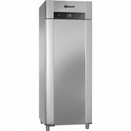 960840111 - Gram SUPERIOR TWIN M 84 CCG L2 4S koelkast met dieptekoeling - 2/1 GN - enkeldeurs - RVS