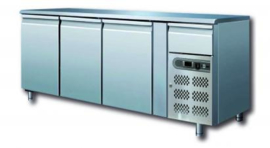SN4100TN - Geventileerde koelwerkbank SNACK LINE SN4100 TN - B2230 x D600 x H850 TOPCOLD