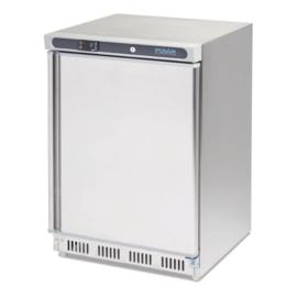 CD080 - Polar tafelmodel koeling RVS 150ltr