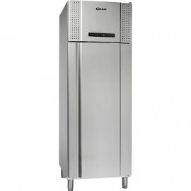 866000021 - Gram PLUS koelkast 2/1 GN - PLUS K 600 CSG 4N - enkeldeurs - RVS