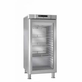 863110281 - Gram COMPACT KG 310 RH 60HZ LM 3M glasdeur koelkast - enkeldeurs - RVS
