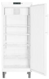 405257000 - Bedrijfskoelkast met circulatiekoeling, uitvoering in wit met hele deur 437 Liter NORDCAP UKU570W