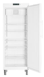 405264001 - Bedrijfskoelkast met circulatiekoeling, uitvoering in wit met hele deur 499 Liter NORDCAP UKU640W
