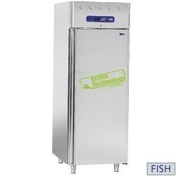 AFS1/L - Koelkast voor vis 700 liter, 1 deur, GN 1/1 (10 bakken) DIAMOND