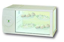 PRISMA100TNV/PF - GEKOELDE OPZETVITRINE 3 ZIJDEN GLAS - +4/+10°C topcold