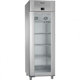 960730321 - Gram ECO PLUS glasdeur koelkast - 2/1 GN - ECO PLUS KG 70 CAG L2 4N - enkeldeurs - RVS