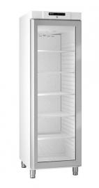 864110461 - Gram COMPACT koelkast met glasdeur - KG 410 LG L1 6W - wit
