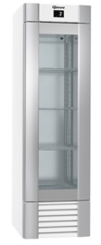 962620061 - Gram ECO MIDI KG 60 LLG 4W K glazendeur koelkast wit - enkeldeurs