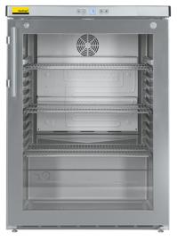 405216511 - Onderbouw glasdeurkoelkast NordCap UKU 165 L-G