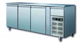 SN2100TN - Geventileerde koeling SNACK LINE SN2100 TN - 1360 x 600 x 850 mm TOPCOLD
