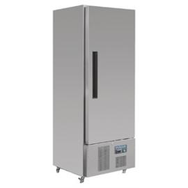 G590 - Polar 1-deurs slimline RVS koeling 440ltr