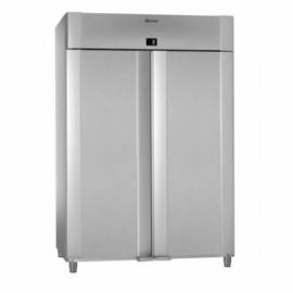 961400041 - ECO PLUS K 140 RA - 2-deurs koelkast - Vario silver/ RVS - 2/1 GN GRAM