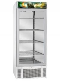 866260590 - Gram MIDI koelkast met glasdeur - MIDI KG 625 LSG 4W K - enkeldeurs - verrijdbaar